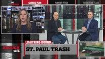 Enough Said: LeBron vs. China, Gophers get ranked, and Vikings get win