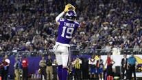 Adam Thielen active for Vikings playoff game at 49ers