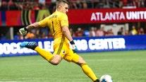 Minnesota United's Vito Mannone wins MLS Goalkeeper of the Year