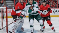 After 0-4 start, Wild find 1st win of season in Ottawa Monday