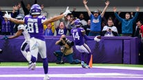 Cousins, Diggs torch Eagles in 38-20 win as Vikings improve to 4-2