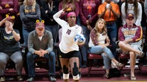Gopher volleyball looks to bounce back from first Big Ten loss, Dig Pink night Saturday