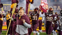 Gophers head to Rutgers for '1-game championship season'