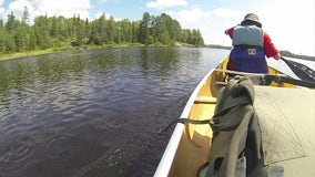 Boundary Waters Canoe Area Wilderness allowing overnight camping under Stay Safe MN order