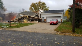 76-year-old man survives home explosion, crawls from debris in Paynesville, Minn.