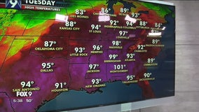 All time October record highs fall in the southeast