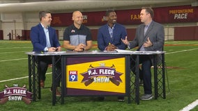 The P.J. Fleck Show: Gophers get ready for Rutgers