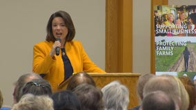 Rep. Angie Craig tells town hall she wants to 'keep an open mind' during impeachment inquiry