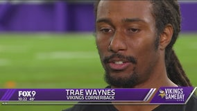 Vikings 1-on-1: Trae Waynes