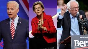 Biden, Warren, Sanders to face scrutiny Tuesday at Ohio Democratic debate