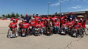 Rollin' Twins win 2019 Wheelchair Softball World Series