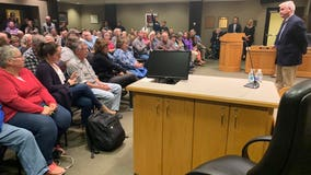 Impeachment inquiry dominates discussion at Rep. Tom Emmer town hall