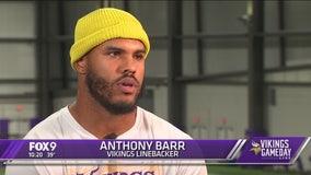 Vikings 1-on-1: Anthony Barr
