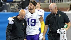 Adam Thielen feels 'good' and is 'hopeful' to play Thursday Night Football
