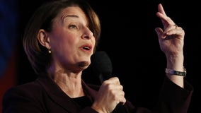 Sen. Klobuchar files for South Carolina primary