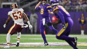 Kirk Cousins named NFC Offensive Player of the Month, Thielen returns to practice