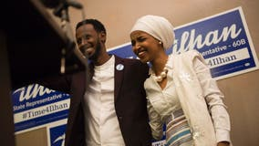 U.S. Rep. Ilhan Omar files for divorce from husband