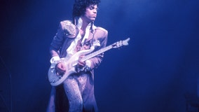 Custom guitar from Prince's 1980s prime sells for $563,500