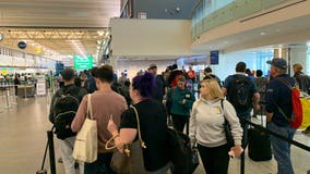 MSP Terminal 1 checkpoints to return to normal Tuesday morning
