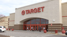 Target, like other retailers, did not have a Merry Christmas