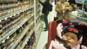 95 percent of baby foods tested contained toxic metals, report finds