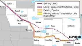 Regulators approve environmental review for Line 3 pipeline