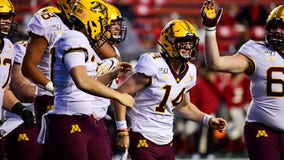 Gophers' Casey O'Brien celebrates final chemo treatment, beating cancer for 5th time