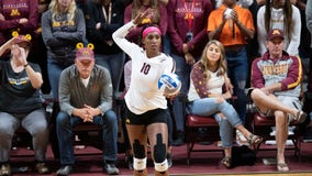 Gophers Stephanie Samedy named All-American for 4th time
