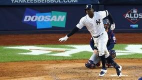 Gregorius grand slam helps Yankees take 2-0 series lead over Twins