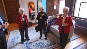 Sister Sleepover: Retired nuns get to be first guests in former St. Paul convent turned hotel