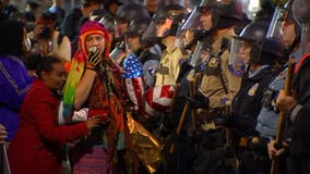 Police response for presidential rally in Minneapolis commended, criticized