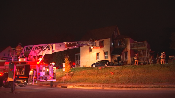 Overnight fire at duplex in St. Paul, Minnesota under investigation