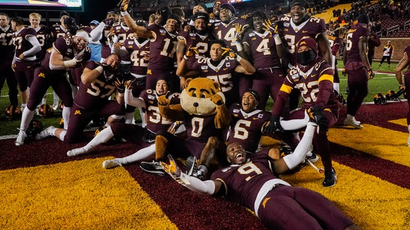 Minnesota football fans riding high after Gophers, Vikings win