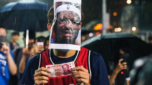 LeBron James' criticism of Houston Rockets GM Daryl Morey's Hong Kong tweet draws backlash