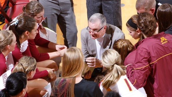 Hall of Fame University of Minnesota volleyball coach passes away