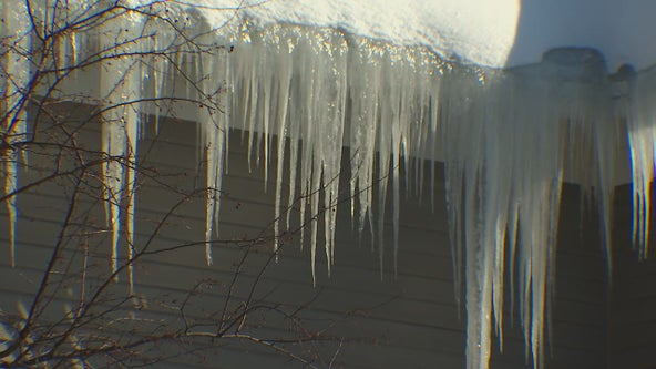 Homeowners getting a headstart on ice dam prevention
