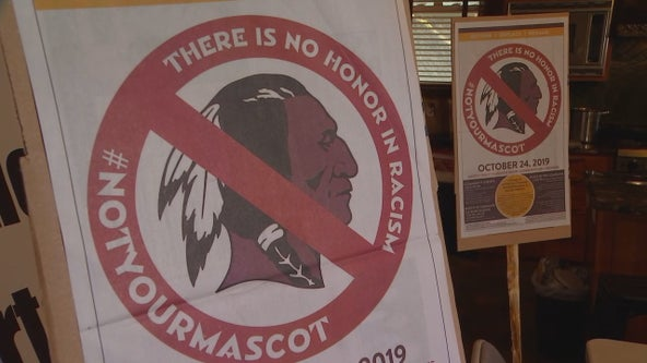 Protesters plan rally against 'Redskins' nickname as Vikings host Washington on Thursday