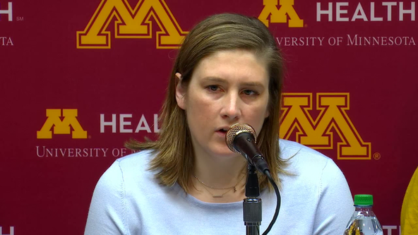 Lindsay Whalen reflects on difficult Gophers basketball season that got even tougher