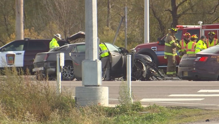East Bethel Fatal Crash