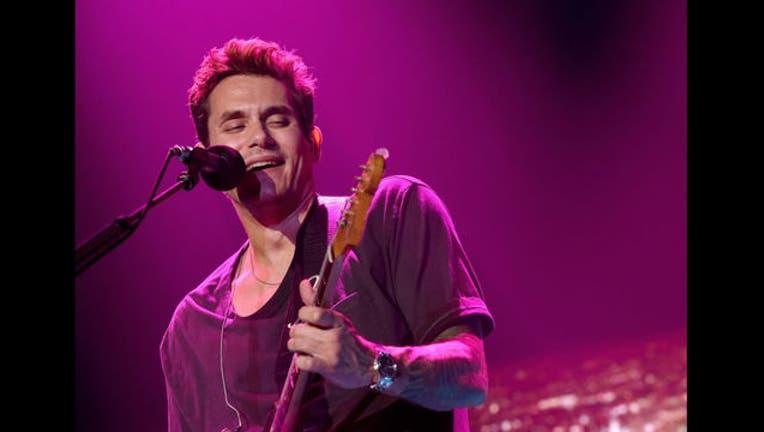John Mayer - GETTY IMAGES-407068