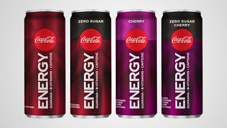 The drinks, which will be available in the U.S. starting in January 2020, will come in four varieties, including original, cherry and