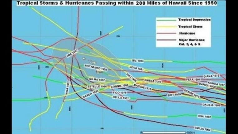 f5fd0a0e-Tropical storm headed toward Hawaii