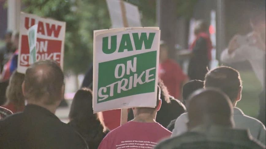 UAW reaches tentative agreement with General Motors to end strike after five weeks