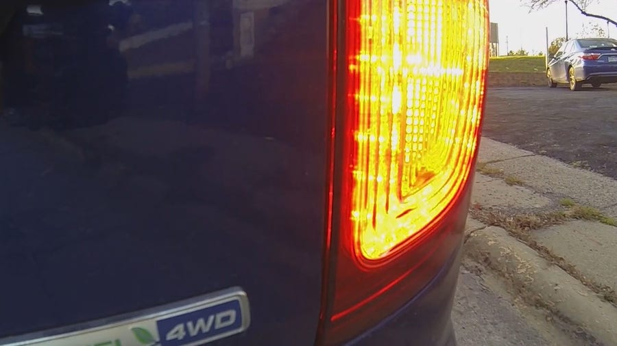Instead of tickets, Hennepin County now handing out vouchers to repair broken taillights