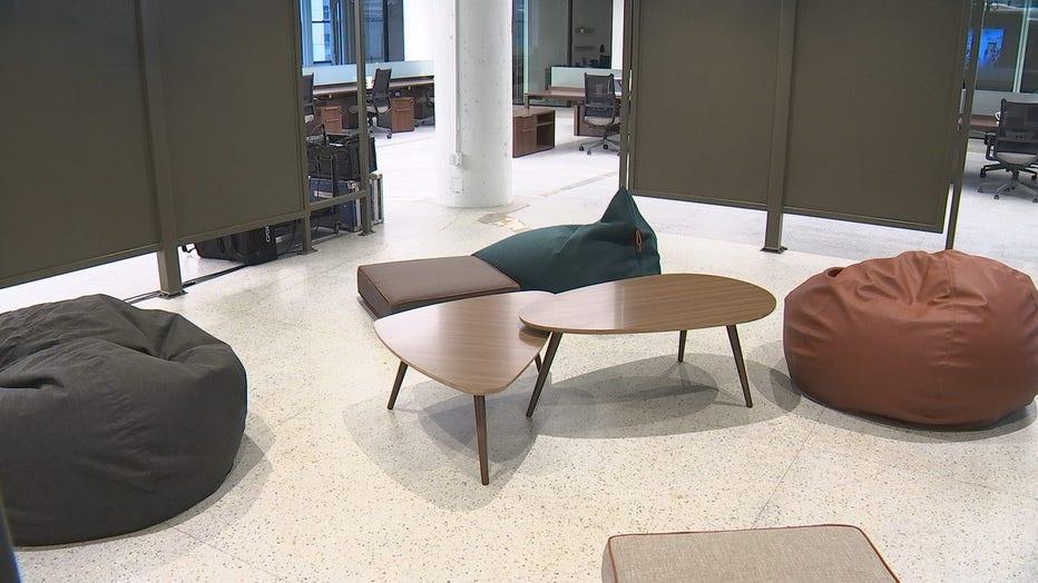 Dayton's Project workspace