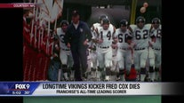 Vikings great Fred Cox passes away