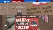 Three schools face closure in ISD 191, drawing concerns from parents
