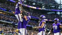 Vikings mount 2nd half comeback on home field, beat the Broncos 27-23