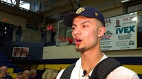 'Felt like family': Prior Lake basketball star Dawson Garcia picks Marquette, not Gophers