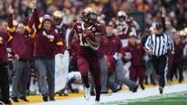 Rashod Bateman, Benjamin St.-Juste make history for Gophers in NFL Draft